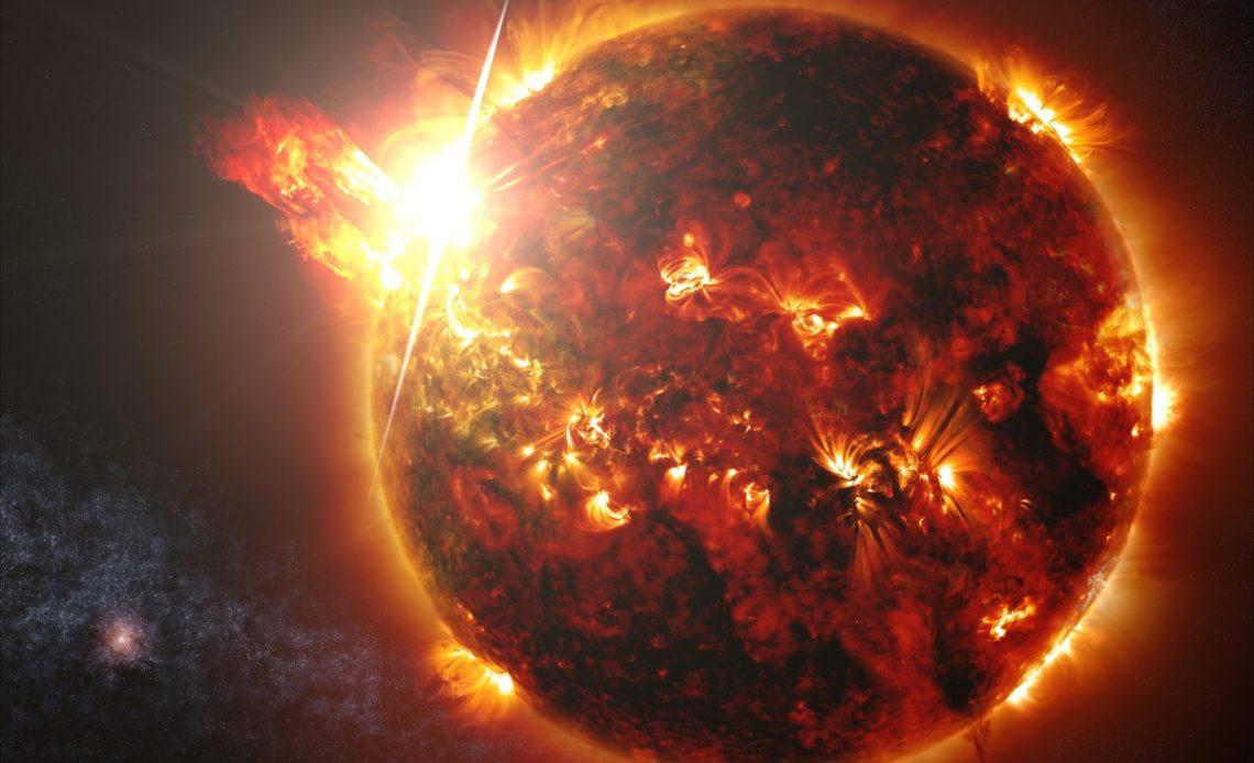 Интересные факты про солнце