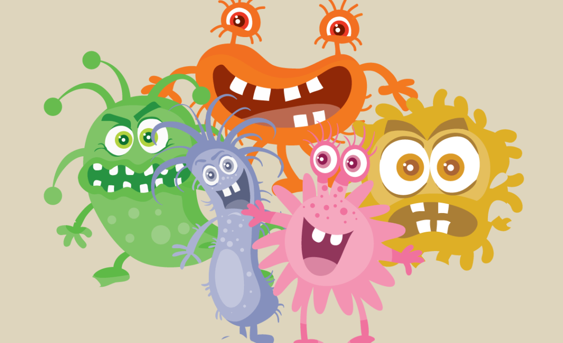 Что такое вирус и бактерии