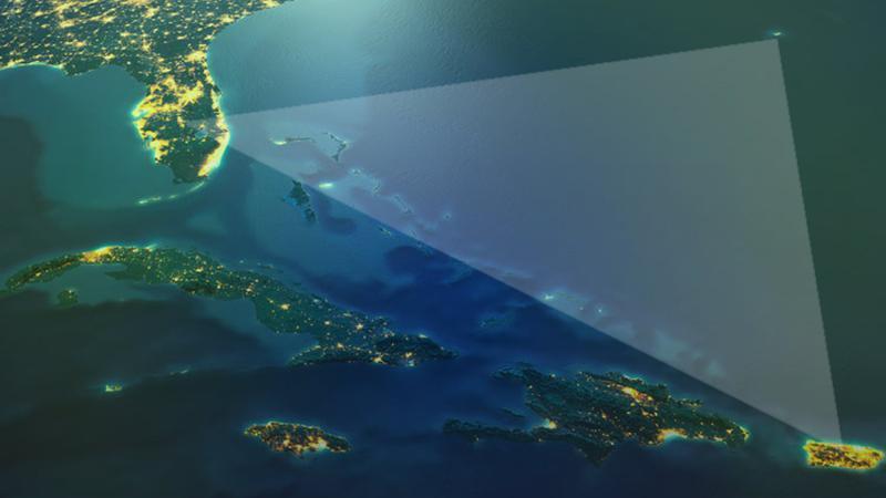 Бермудский треугольник: рушим миф!